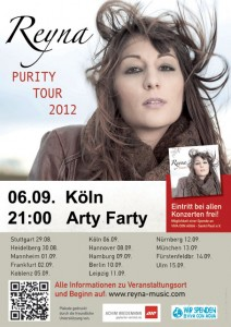 Purity Tour Plakat